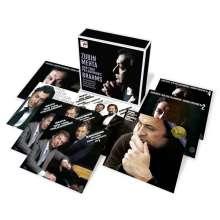 Johannes Brahms (1833-1897): Zubin Mehta conducts Johannes Brahms, 8 CDs