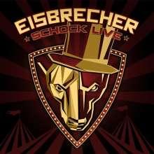 Eisbrecher: Schock (Live), 2 CDs