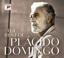 Vokalrecitals I (Lieder und Arien): Placido Domingo - The Best of (Deluxe-Ausgabe im Hardcover-Booklet), 4 CDs