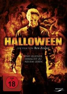 Halloween (2007), DVD