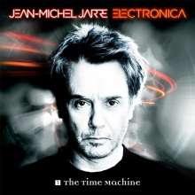 Jean Michel Jarre: Electronica 1: The Time Machine (Digipack), CD