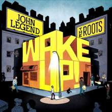 John Legend: Wake Up! (Colored Vinyl), 2 LPs
