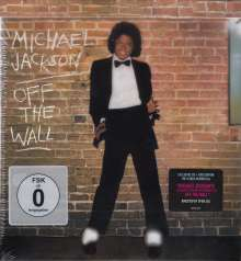 Michael Jackson: Off The Wall (Special Edition), CD