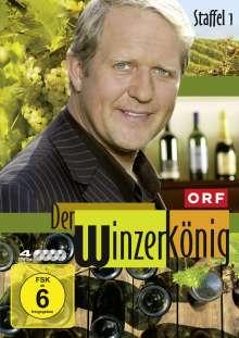 Der Winzerkönig Staffel 1, 4 DVDs