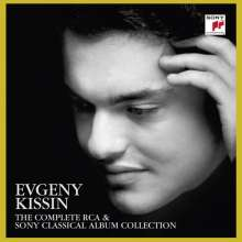 Evgeny Kissin - The Complete RCA and Sony Classical Album Collection, 25 CDs