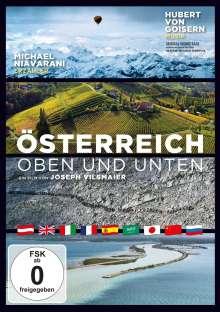 Österreich - Oben und Unten, DVD