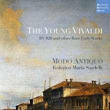 Antonio Vivaldi (1678-1741): The Young Vivaldi - Konzerte & Sonaten für Violine, CD
