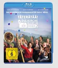 Die Kirche bleibt im Dorf 2 (Blu-ray), Blu-ray Disc