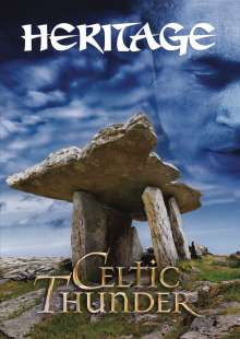Celtic Thunder: Heritage, DVD