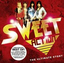 The Sweet: Action! The Ultimate Sweet Story (Anniversary Edition) (Jewelcase), 2 CDs