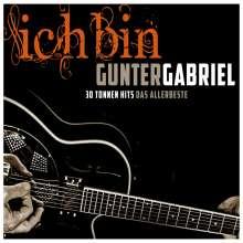 Gunter Gabriel: Ich bin: Gunter Gabriel (Single Hit Collection), 2 CDs