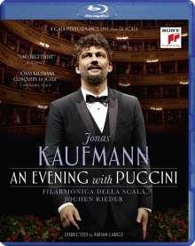 Jonas Kaufmann – An Evening with Puccini (Ein Konzert in der Mailänder Scala), Blu-ray Disc