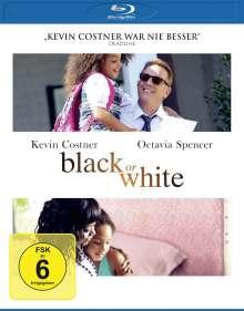 Black or White (Blu-ray), Blu-ray Disc