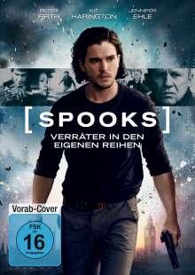 Spooks, DVD