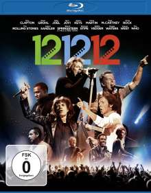 121212 (OmU) (Blu-ray), Blu-ray Disc