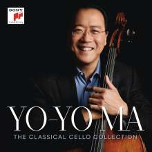 Yo-Yo Ma - The Classical Cello Collection, 15 CDs