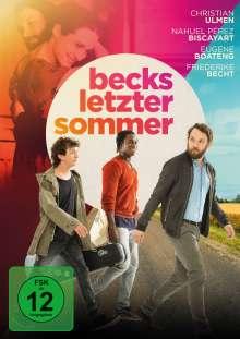 Becks letzter Sommer, DVD