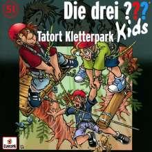 Die drei ??? Kids 51: Tatort Kletterpark (drei Fragezeichen), CD