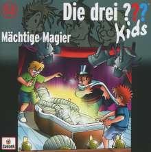Die drei ??? Kids 52: Mächtige Magier (drei Fragezeichen), CD