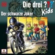 Die drei ??? Kids 55: Der schwarze Joker, CD