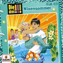 Die drei !!! Fall 43 - Nixensommer, CD