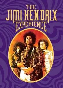 Jimi Hendrix: The Jimi Hendrix Experience, 4 CDs