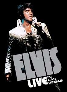 Elvis Presley (1935-1977): Live In Las Vegas, 4 CDs