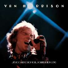 Van Morrison: It's Too Late to Stop Now ... Volumes II, III, IV & DVD, 3 CDs und 1 DVD