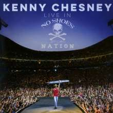 Kenny Chesney: Live In No Shoes Nation, 2 CDs