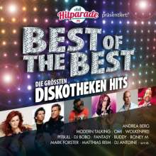 Best Of The Best: Die größten Diskothekenhits, 3 CDs