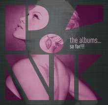 P!NK: The Albums ... So Far!!! (Explicit), 6 CDs