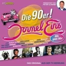 Formel Eins: Die 90er! - 80s Goes 90s, 3 CDs