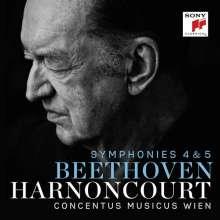 Ludwig van Beethoven: Symphonien Nr. 4 & 5