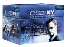 CSI New York (Komplette Serie), 54 DVDs