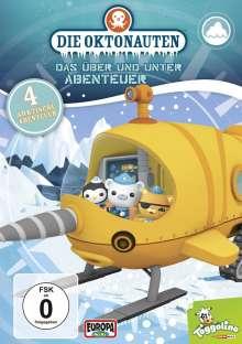 Die Oktonauten: Das über und unter Abenteuer, DVD