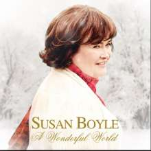 Susan Boyle: Wonderful World, CD