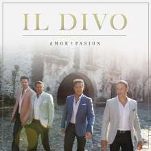 Il Divo: Amor & Pasion, CD