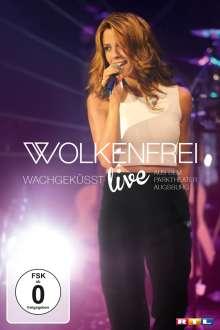 Wolkenfrei: Wachgeküsst (Live), DVD