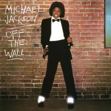 Michael Jackson: Off The Wall (Special Edition), 1 CD und 1 Blu-ray Disc