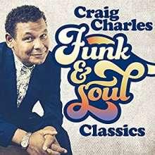 Craig Charles: Funk and Soul Classics, 3 CDs