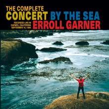 Erroll Garner (1921-1977): The Complete Concert By The Sea (60th Anniversary), 2 LPs