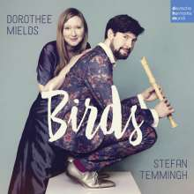 Dorothee Mields & Stefan Temmingh - Birds, CD