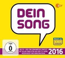 Dein Song 2016, CD