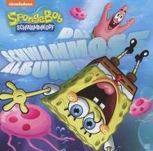 SpongeBob Schwammkopf: Das schwammose Album, CD