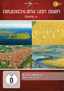 Deutschland von oben Staffel 4, DVD