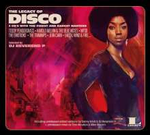The Legacy Of Disco (Colored Vinyl), 2 LPs