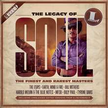 The Legacy Of Soul (Limited Edition) (Colored Vinyl), 2 LPs