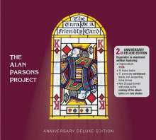 The Alan Parsons Project: The Turn Of A Friendly Card (35th Anniversary Deluxe Edition), 2 CDs