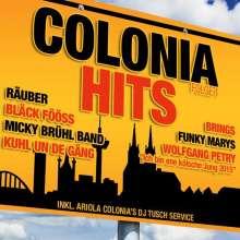 Colonia Hits Vol. 1, CD