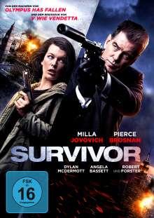 Survivor, DVD